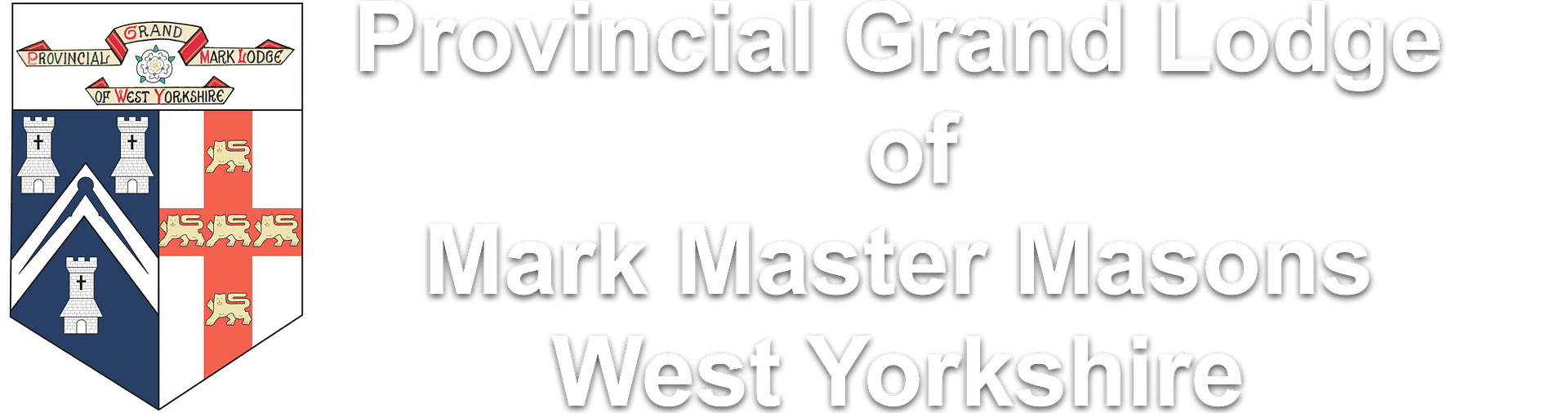 Provincial Grand Lodge of Mark Master Masons West Yorkshire
